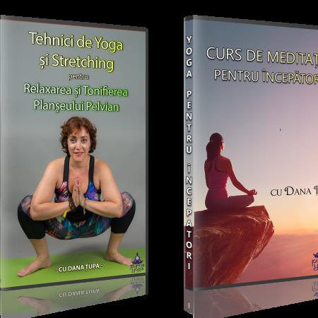 Yoga planseu+Meditatie