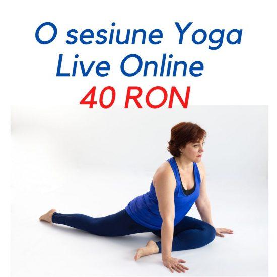 Sesiune Yoga